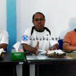 Dinas Kominfo Kota Bima Silahturahim dengan Pekerja Media