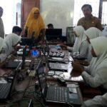 Dikbud Pantau UNBK SMP dan SD yang Digelar Serentak