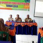 Bimtek Operator, Supawarman: PPID Ujung Tombak Pemerintah Untuk Transparansi