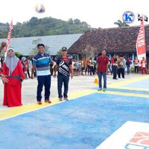 SMAN 5 Promosi Sekolah Melalui Lomba Bola Voli Tingkat SMP