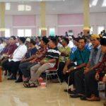 Walikota Silaturahim Dengan LPM, RW dan RT se-Kota Bima