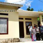 Pembangunan Rumah Relokasi Mandiri Capai 80 Persen