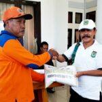 Dinas Ketahanan Pangan Salurkan 2 Ton Beras Untuk Korban Banjir Dompu