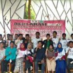 Serambi Ntara Institute Deklarasi Dukung Jokowi – Ma'ruf