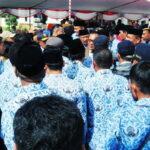 Oknum Anggota Pol PP Hina Guru Saat Peringatan Hardiknas