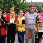 SMP 10 dan SMP 3 Woha Juara Turnamen Bola Voli SMA 5 Cup