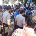 Polsek Bolo Kembali Razia Petasan di Pasar Sila