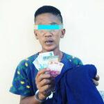 Butuh Uang Buat Beli Pakaian, Remaja Ini Bobol Toko Sumber Bangunan