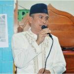 Safari Ramadan di Niu, Wawali Serahkan Sejumlah Bantuan