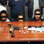 5 Pemuda Diringkus Karena Kepemilikan Sabu-Sabu
