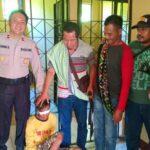 Curas dan Melarikan Diri, Pemuda Ini Diringkus di Sumbawa