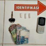 Transaksi Narkoba Depan Masjid, Pemuda Ini Diamankan