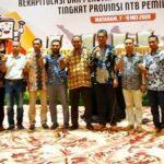KPU Bima Telah Selesaikan Pleno Rekapitulasi Hasil Perolehan Suara Tingkat NTB
