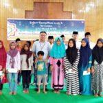 Ramadan, Telkom Berbagi untuk Anak Yatim Piatu