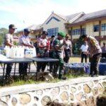 Polisi Musnahkan Ribuan Liter Miras Oplosan