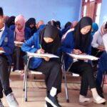 STIE Gelar Ujian Semester, Hari Pertama Mahasiswa Antusias Hadir