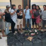 Resmob dan Sat Narkoba Amankan 30 Dus Bir di Lewirato