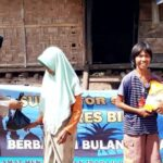 Rawat Kemanusiaan, Polsek Soromandi Bagi Takjil Gratis dan Sembako