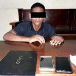 Mencuri dan Aniaya Korban, Pemuda Ini Diciduk