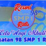 """SMP 1 Raba Angkatan 98 """"Eda Angi Mbali"""" di Ujung Ramadan 1440 H"""