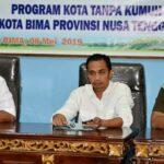 Dinas Perkim Sosialisasi dan Launching BPM Program Kotaku