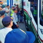Kelayakan Bus AKDP dan AKAP Diperiksa, Supir Dites Urine