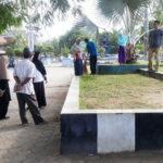Jelang Idul Fitri 1440 H, OPD Bersihkan Lapangan Serasuba