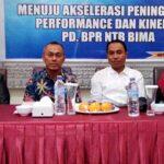 Bagian Ekonomi Buka Acara Capacity Building dan Refresment PD BPR NTB