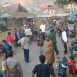 Aliansi Masyarakat Belo Hadang Bupati Saat Pulang Berkunjung ke Bombo Ncera