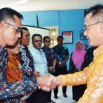 Launching DAU Tambahan Kelurahan, Wawali Harap Lurah Identifikasi Kebutuhan Prioritas