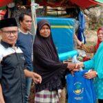 Dinsos Serahkan Bantuan untuk Nenek Hajnah