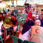 Puluhan Warga Ndano Nae Ikut Pengobatan dan Khitanan Gratis BSMI