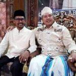 Pererat Silaturahmi, Walikota Bima Kunjungi HM Qurais