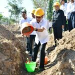 Walikota Bima Letakan Batu Pertama Pembangunan Masjid Nur A Latif