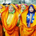Busana Rimpu Dominasi Pawai Budaya HUT Bima ke-379
