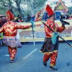 Atraksi Budaya Ditampilkan Saat Pawai Budaya Hari Jadi Bima ke-379