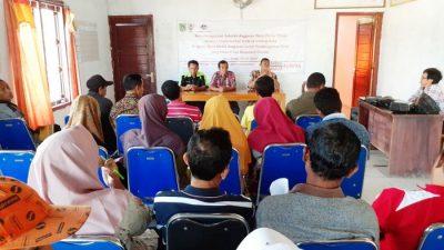 Warga Desa Rada Antusias Ikuti Sekar Desa Yang Digelar Solud