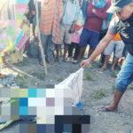 Jasad Tua Tak Bernyawa Ditemukan di Desa Nunggi