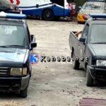 Nunggak Pajak 11 Tahun, Mobil Pol PP Kabupaten Bima Diamankan