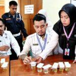 Inspektorat Gandeng BNN tes Urine, Pastikan Aparatur Tidak Pakai Narkoba