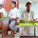 Jual Kue Bantu Orang Tua, Furqan dan Nisa Tempuh Jarak 40 Km ke Sekolah