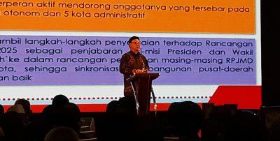 Mendagri Buka Rakernas APEKSI ke-XIV di Semarang