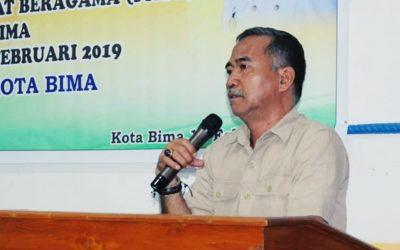 Pilkada Kabupaten Bima, Bakesbangpol Kota Bima Pantau Aktivitas ASN