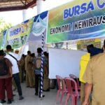 TPID Klaster 1 Adakan Bursa Inovasi Desa di Bolo