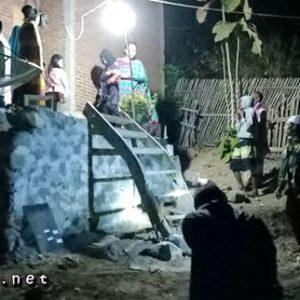 Rumah Sekdes Kara Dibobol Maling, Laptop Aset Desa Ikut Digasak