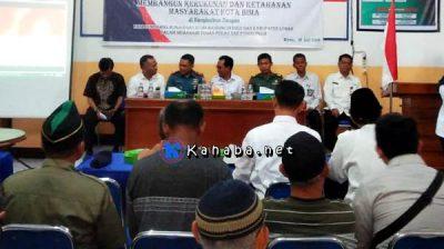 FKDM Koordinasi Penguatan Kapasitas Membangun Kerukunan dan Ketahanan Masyarakat