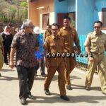 Walikota, ADB dan Kementrian PUPR Tinjau Pemukiman NSD