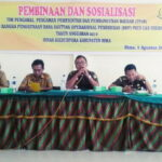 Dinas Dikbudpora dan TP4D Sosialisasi Penggunaan Dana BOP