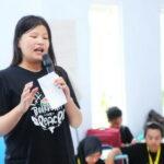 Priska Evelyn Wakili Pelajar NTB Pada Pelatihan Narasi Toleransi Nasional di Jakarta