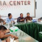 Bawaslu Kota Bima Perkuat Tata Administrasi Internal